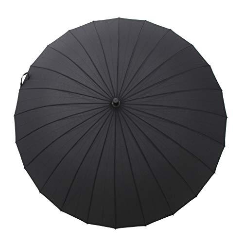 Perfeclan Paraguas Sol/Lluvia Cierre Manual 24 Varillas