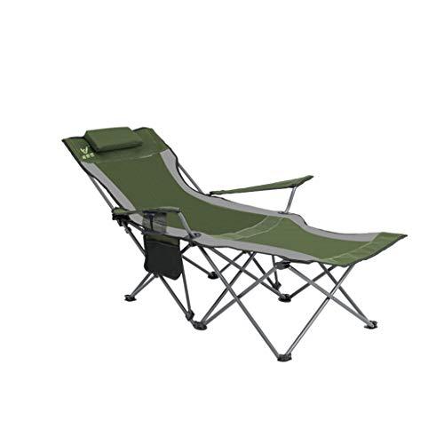 Liegestuhl Portable Klappstuhl Haushalt Outdoor Angeln Stuhl Sechs-Punkt-Unterstützung Speed-Speicher ( Farbe : A ) - Speed-speicher