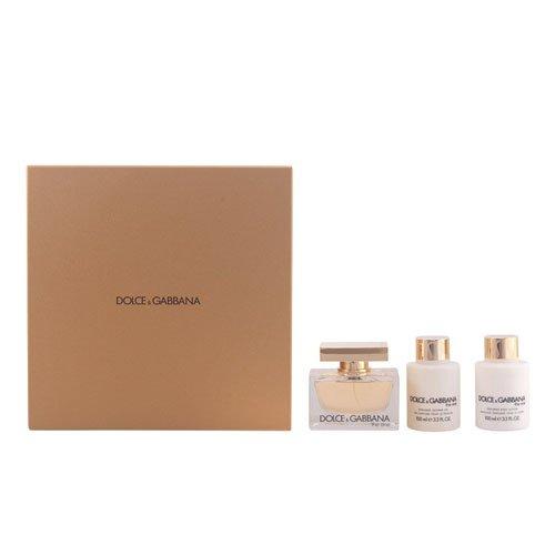 Dolce and Gabbana Dg The One Eau De Parfum Spray 75ml Set 3 Parti 2014