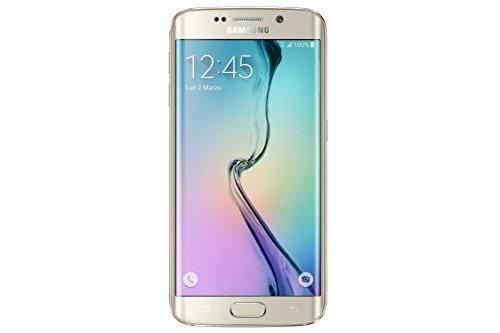 Samsung G925 Galaxy S6 edge Smartphone, 64 GB, Oro [Italia]