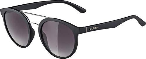 Alpina Unisex- Erwachsene CARUMA II Sonnenbrille, schwarz, One Size