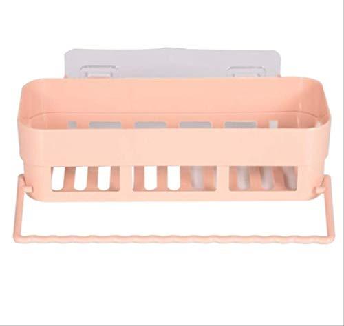 ZMDA Badezimmer-Regal mit Handtuchhalter und Eckregal, für