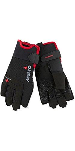 Größe XS Handschuhe Leder Super Soft Segelhandschuhe 5 Finger geschnitten