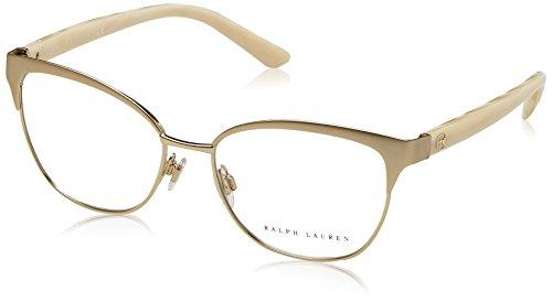 Ralph Lauren - RL 5099, Schmetterling Metall Damenbrillen