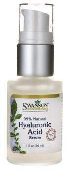 Swanson Hyaluronic Acid Serum (Paraben Free, 30ml) by Swanson Health Products