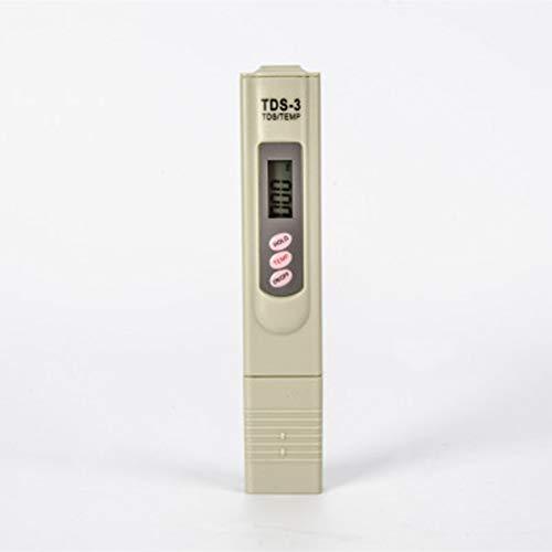 XuBa Digitaler TDS-Messgerät für TDS3/Temp/PPM
