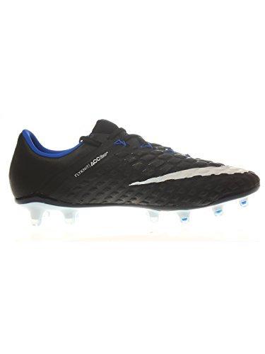 Nike Herren Hypervenom Phantom Iii (Fg) Fußballschuhe Schwarz (Black/White-Game Royal)