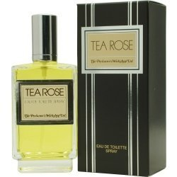 TEA ROSE by Perfumers Workshop EDT SPRAY 4oz for WOMEN