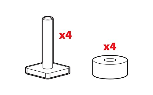 Tirador Tirador de mueble Tirador de armario Soft Touch metal cromo mate//negro distancia entre agujeros taladrados 128mm