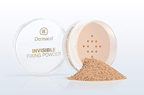 Dermacol Invisible Fixing Polvos de Maquillaje