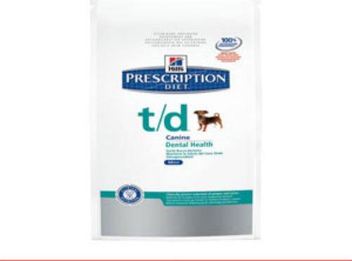 Hill's Hund T/D Klein, 1er Pack (1 x 3 kg) -