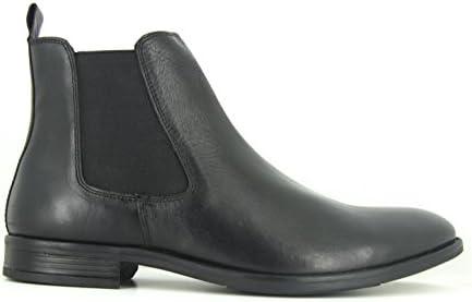 J.Bradford - Zapatos Hombre Botas FORDINGTON Noir