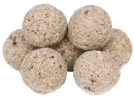 Ruddings Wood Pack of 6 Wild Bird Fat Balls