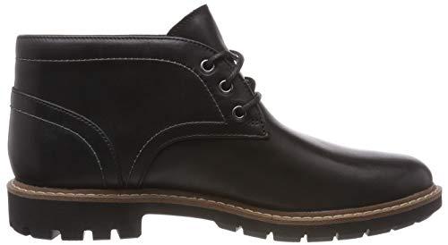 Clarks Men's Batcombe Lo Chelsea Boots 7
