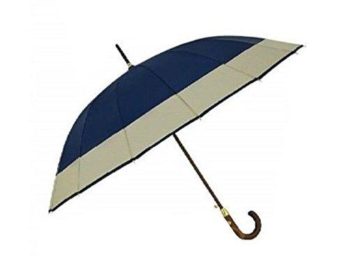 Paraguas SeÑora 93cm Automatico 16 Varillas Colores
