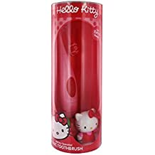 Higiene Dental y Tiritas SD0051 - Cepillo de dientes eléctrico Hello Kitty