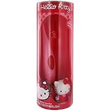 Higiene Dental y Tiritas SD0051 - Cepillo de dientes eléctrico Hello Kitty c8513080ae65