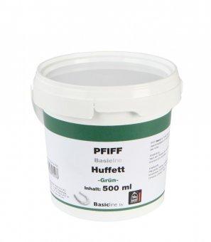 PFIFF Exclusiv- Grasso-zoccoli con Olio di alloro, 1000 ml - verde, 500 ml