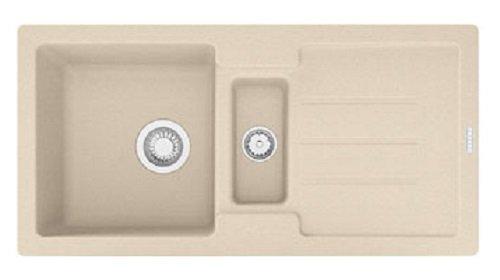 Franke Strata STG 651–86Beige lavello FRAGRANITE lavandino–lavello da incasso