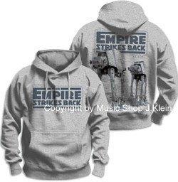 Star Wars Hoodie The Empire Strikes Back Kapuzenpullover Größe XL Sweatshirt Pulli Hoody Pullover mit Kapuze