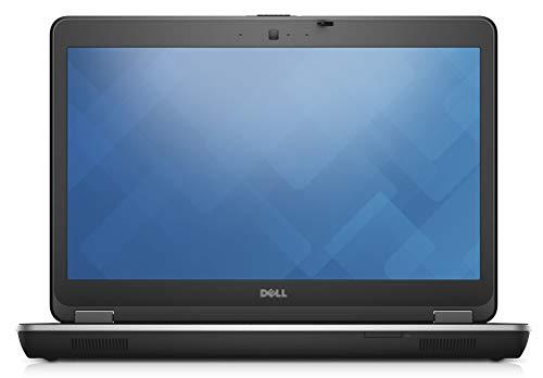 (Renewed) Dell Latitude E6440-i5-16 GB-320 GB 14-inch Laptop (4th Gen Core i5/16GB/320GB/Windows 10/Integrated Graphics), Silver