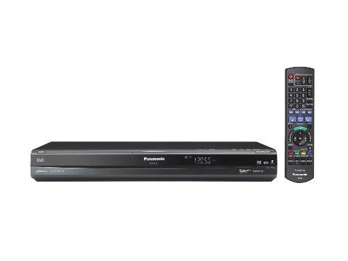 Panasonic DMR-EX83EG-K DVD- und Festplatten-Rekorder 250 GB (HDMI, DivX-zertifiziert, USB 2.0) mit integriertem DVB-T & analog Kombi Tuner schwarz