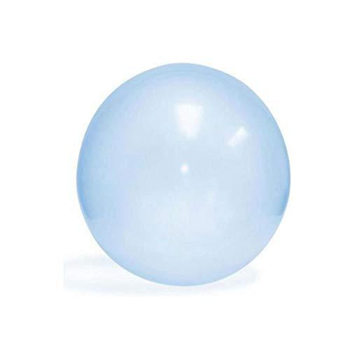 ZFW 3 Packungen - Aufblasbarer Bubble Ball Wassergefüllte Wasserbälle für Erwachsene und Kinder Übergroße Kinderspielzeug Hochwertige TPR-Produkte Superelastisch
