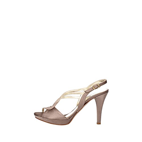 CALPIERRE sandali donna beige raso AG732 (40 EU)