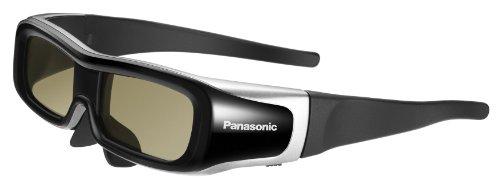 Panasonic TY-EW3D2ME Aktive Shutterbrille für 3D Viera TV schwarz/silber Größe M Panasonic Pro Plasma