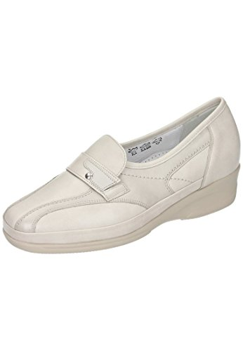 Waldläufer Foresta Runner Damen Slipper weite K Bea Beige
