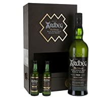 Ardbeg 10 year old Exploration Gift pack 70cl from Ardbeg