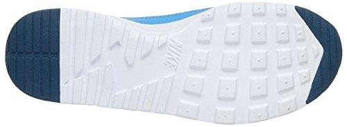 Nike Damen Wmns Air Max Thea Sneakers Blau (411 BLUE LAGOON/GREEN ABYSS-WHITE)