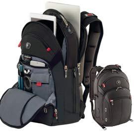 WENGER GIGABYTE - Noir - Sac à dos pour PC portable...
