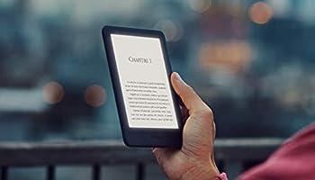 Kindle, maintenant avec un éclairage frontal intégré - Avec offres spéciales, Noir