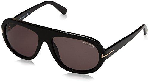 Tom Ford Sonnenbrille FT0444 01A (58 mm) schwarz