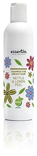 ESSENTIQ - 100% Natürliches Haarshampoo mit Nessel-Extrakt I vegan I gründliche Reinigung für...