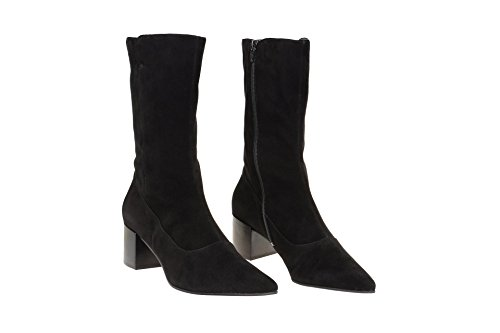 Högl Damenstiefel - elegante Stiefel 5622 Schwarz