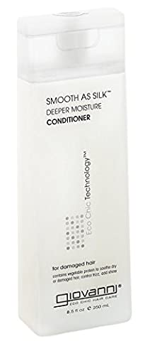 Giovanni Smooth as Silk Conditioner 250 ml