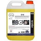 ARGUIPRO Line D10 2 litros. Limpia Llantas Profesional pH Neutro. Elimina la Suciedad sin Esfuerzo