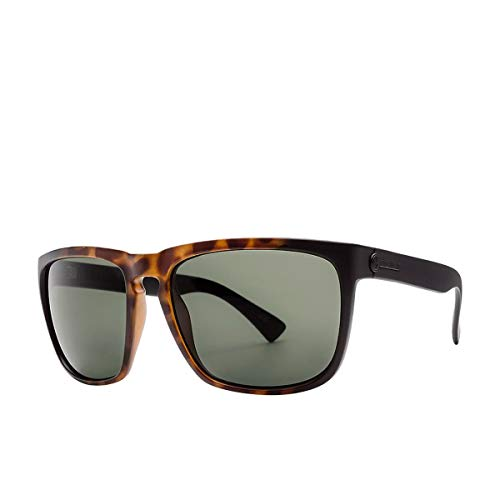 Electric Knoxville XL Sunglasses One Size Tort Burst ~ Ohm Grey