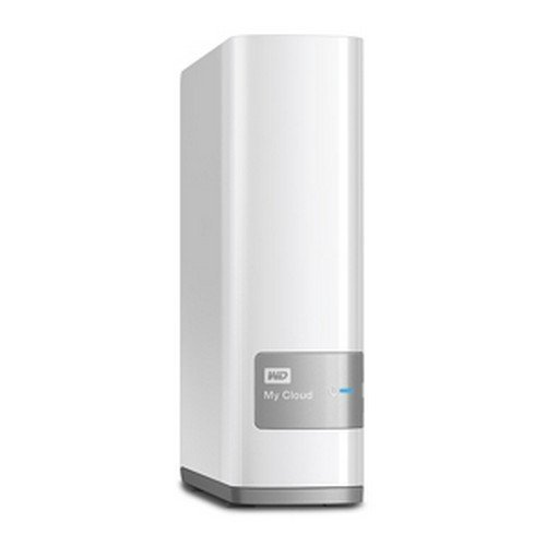WD 2TB My Cloud Personal Network Attached Storage - NAS - WDBCTL0020HWT-EESN
