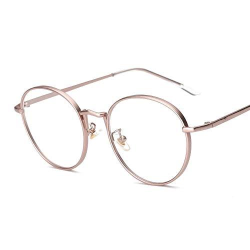 ATR Sonnenbrille Circle Fashion Ocean Lens Sonnenbrille Metal Glasses