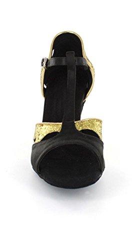 TDA - Ballroom donna Black Gold