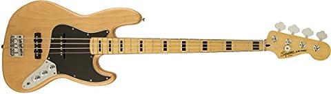 Vintage Modified Jazz Bass 70s Naturel