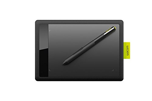Wacom Banboo UNA Pen Tablet PC/Mac Kalk, schwarz