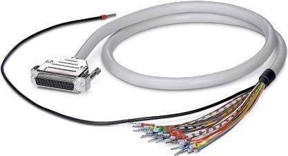 PHOENIX 2926137 - CABLE APANTALLADA/O CABLE-D-15SUB/F/OE/0 25/S/4 0M