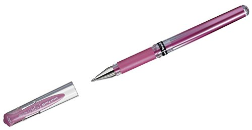 Uni-Ball, Signo UM-153, penna a sfera gel 153, broad, 1 mm, pink Metallic Pink