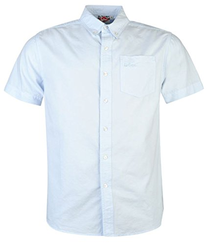 Lee Cooper - Chemise casual - Homme Bleu