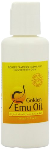 Golden Emu Oil Original Muskel- Haut & Joint Rub 55ml