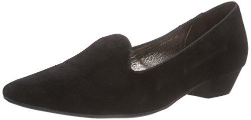 Giudecca Jy1530-1, Chaussons femme Noir - Noir